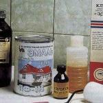 Набор для восстановленя ванны своими руками