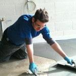 Как заливать полимерный пол