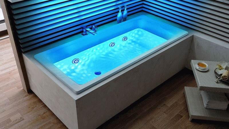 Материалы для гидромассажных ванн