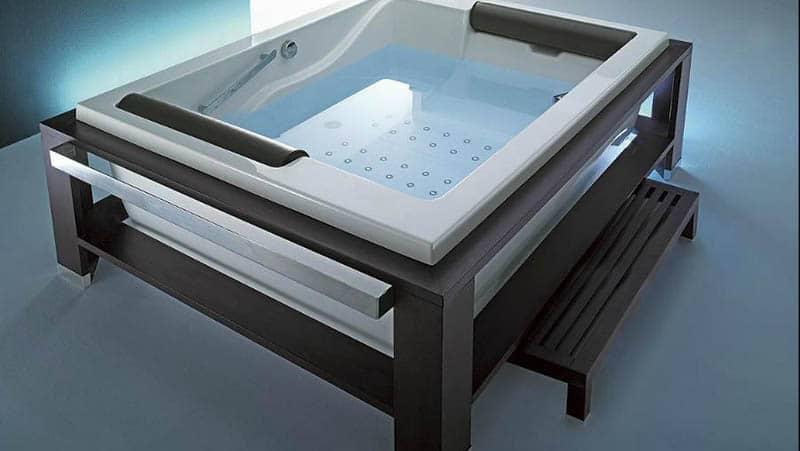 Дополнительные функции ванн с гидромассажем