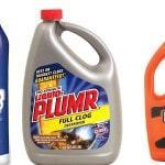 Материалы для прочистки засоров в ванной