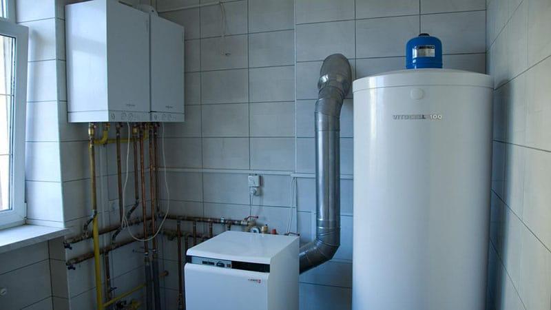Обустройство системы отопления в домах
