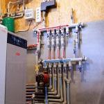Способы монтажа отопления и выбор энергоносителей