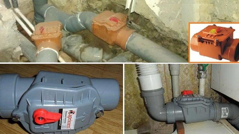 Оборудование канализации в доме