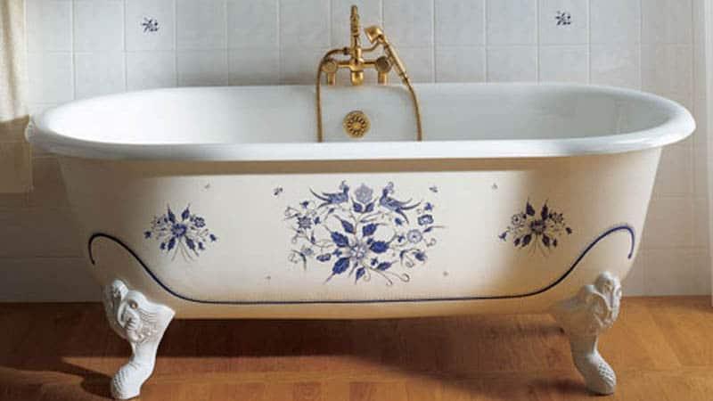 Ножки для чугунной ванны своими руками