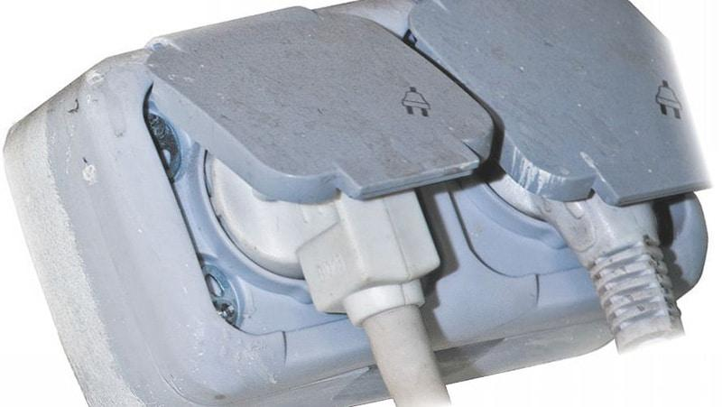Подключение стиральных машин к электропитанию