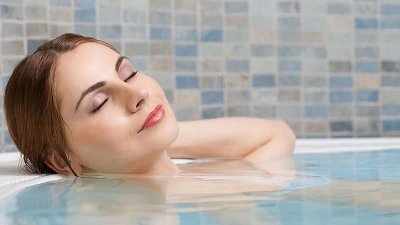 Температура воды для содовых ванн