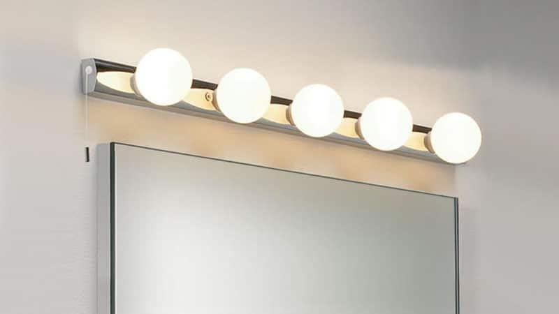 Мебель для ванной комнаты с подсветкой