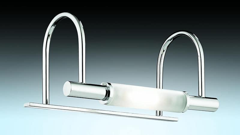 Особенности конструкции светильников для ванной