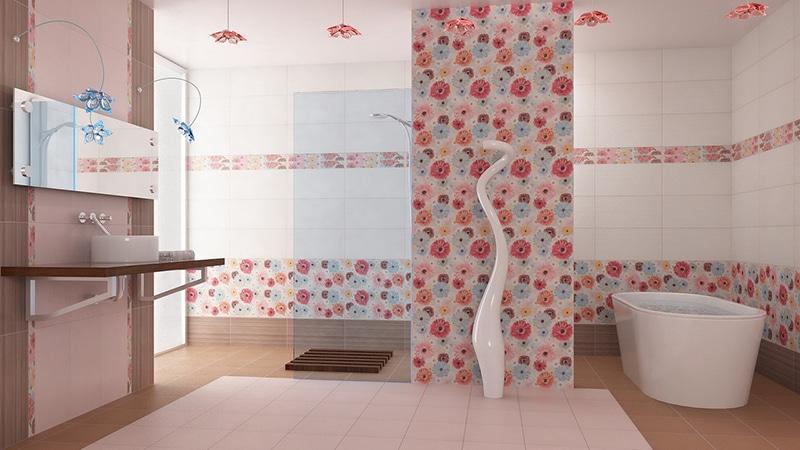 Выравнивание стен под плитку в ванной