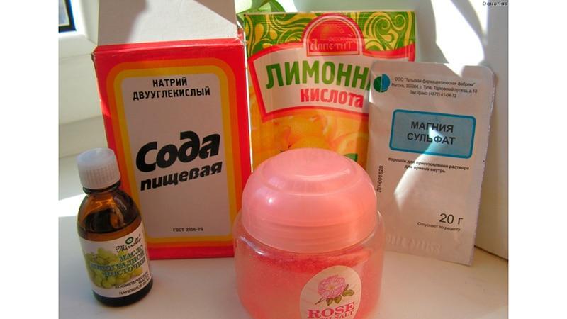 Бомбочки для ванны своими руками без лимонной кислоты 24