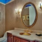 Декоративная штукатурка в ванную комнату