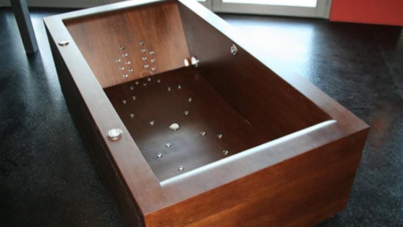 Функциональность ванны из дерева