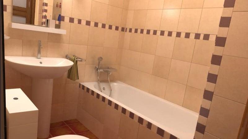 Дизайн стен в ванной в панельном доме
