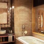 Фото ремонта ванной в панельном доме