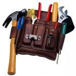 Инструменты для разборки бачка унитаза