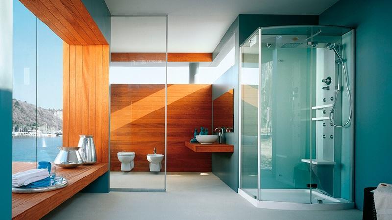 Душевая кабина в ванную