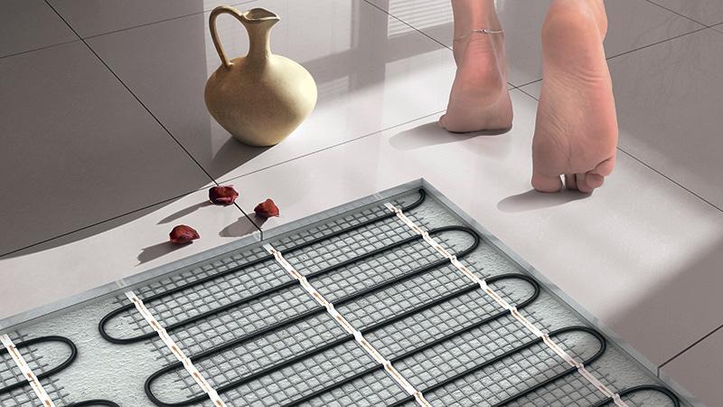 Какие теплые полы лучше для ванной