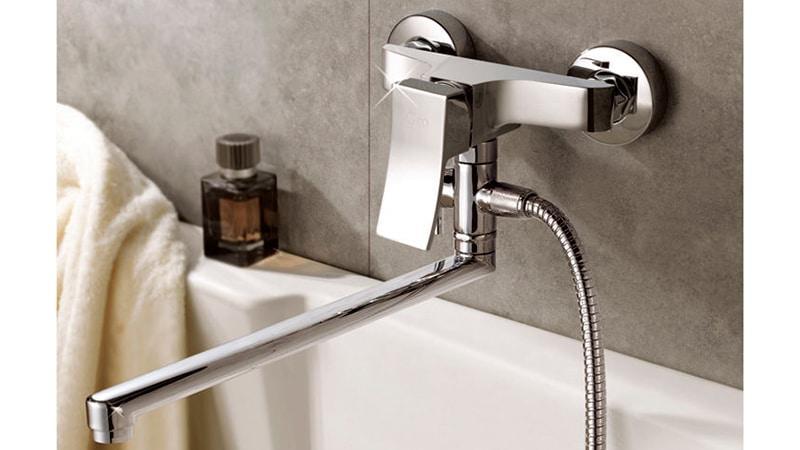 Смесители для ванной, какие лучше