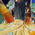 Какой краской покрасить плитку в ванной
