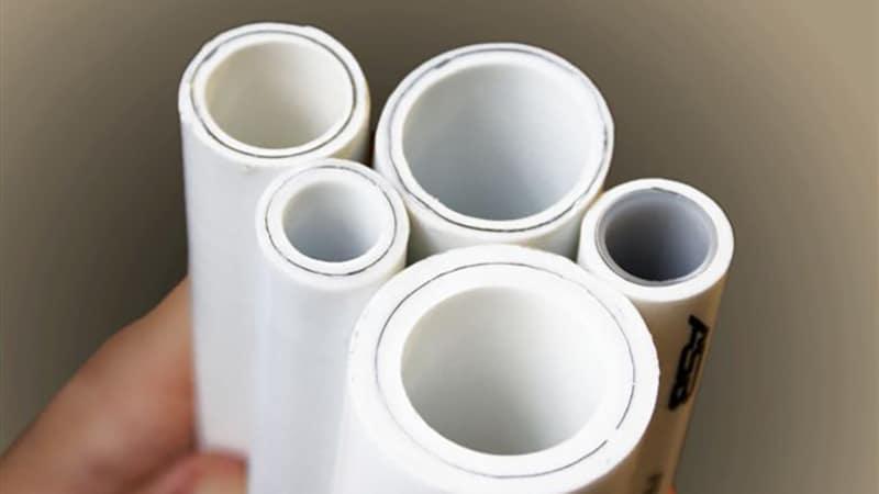 Монтаж пластиковых труб