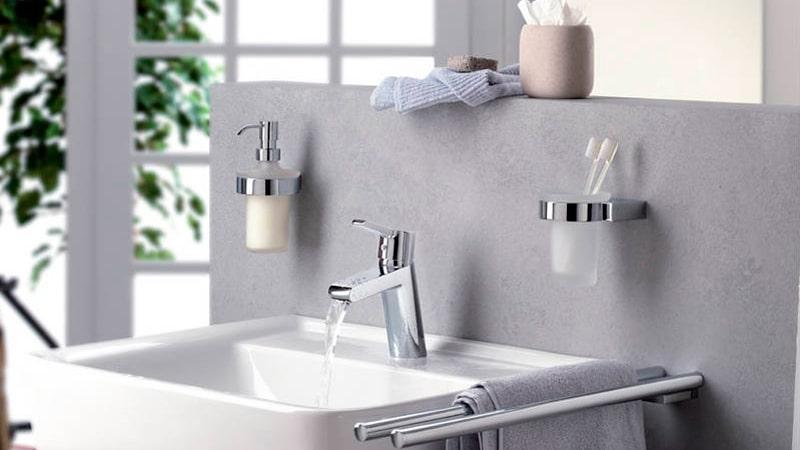 Наборы аксессуаров для ванных комнат
