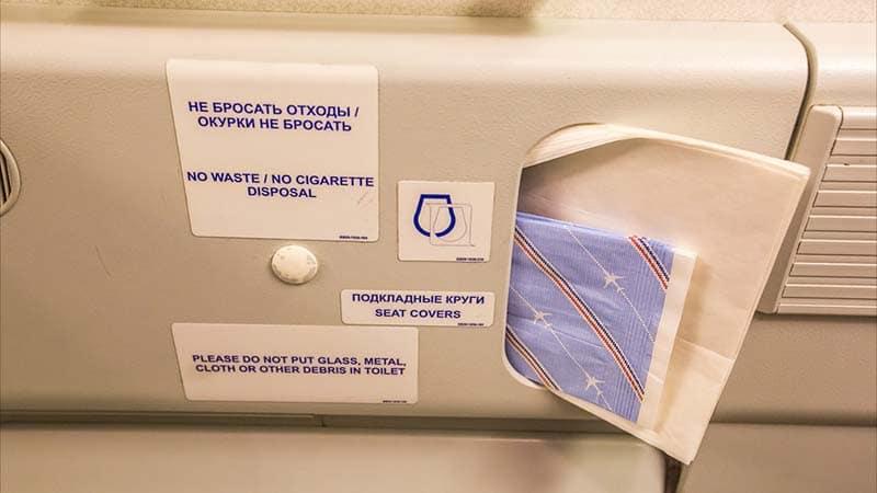 Аппарат для выдачи гигиенических накладок на унитаз