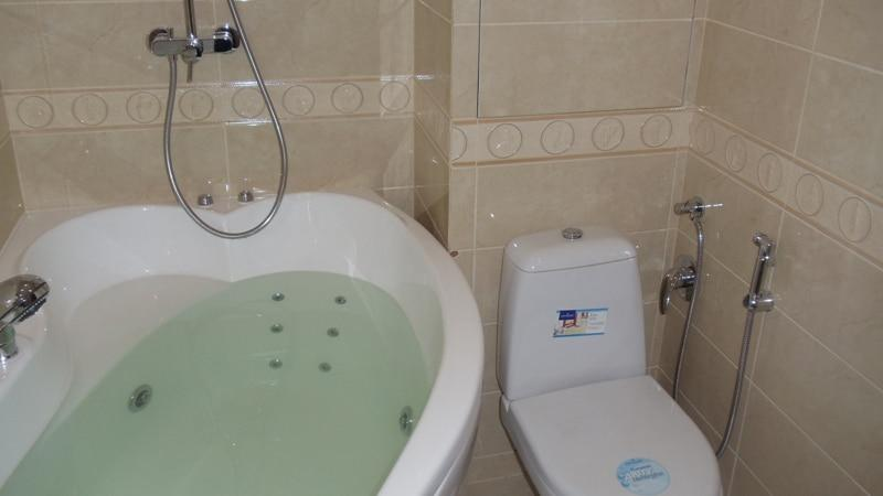 Перепланировка ванной с санузлом