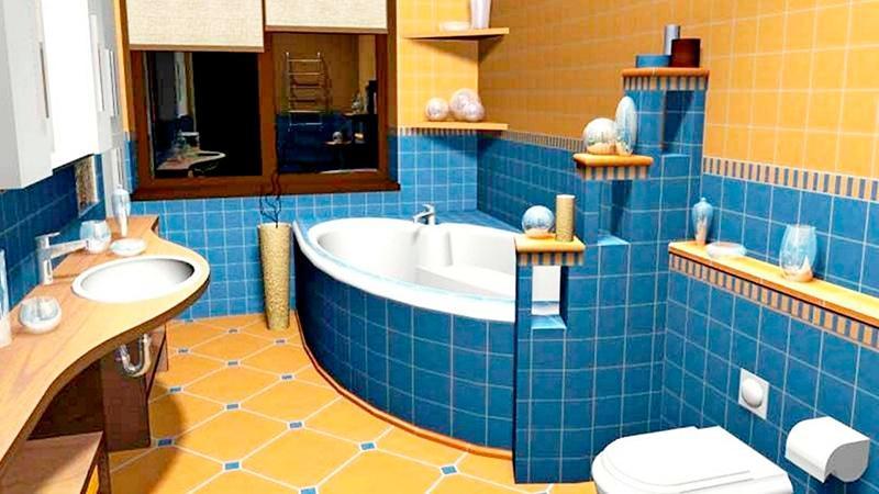 Построить ванную