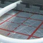 Подложка для водяного теплого пола