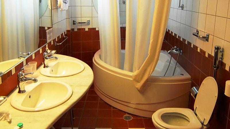 Порядок проведения работ в ванной