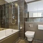 Зеркала в дизайне ванной