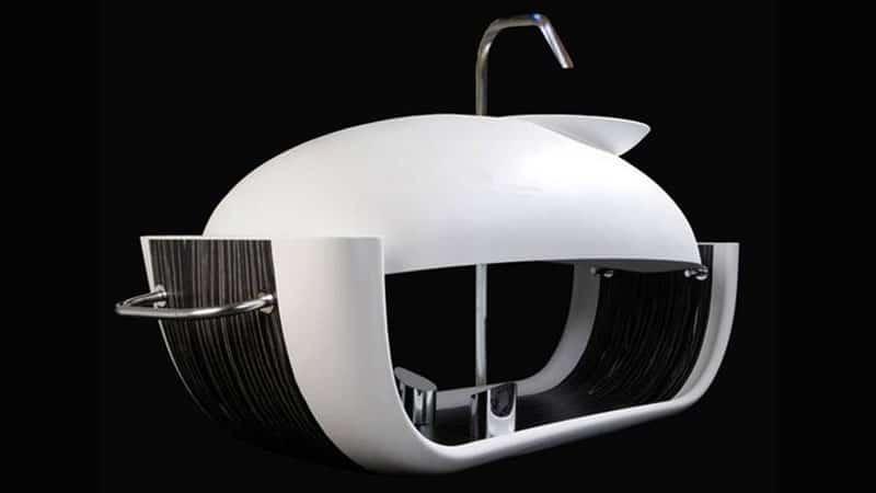 Сантехника-трансформер для маленькой ванны