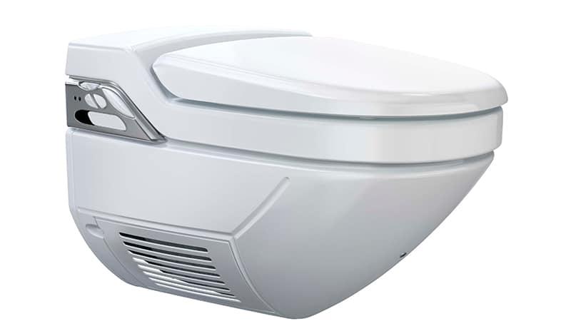 Унитаз с функцией биде для ванны и туалета