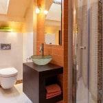 Материалы отделки ванной в деревянном доме