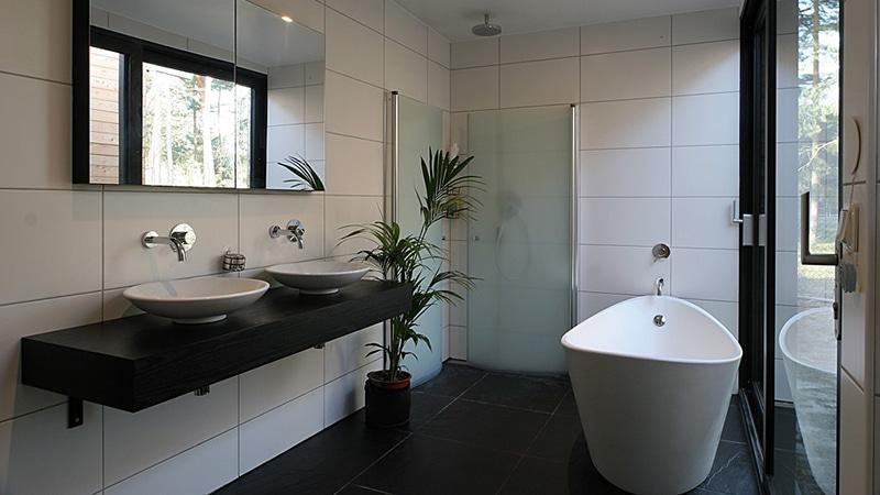 Оригинальный дизайн в частном доме