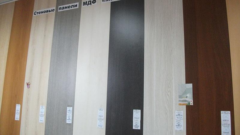 Реечно-наборные стеновые панели