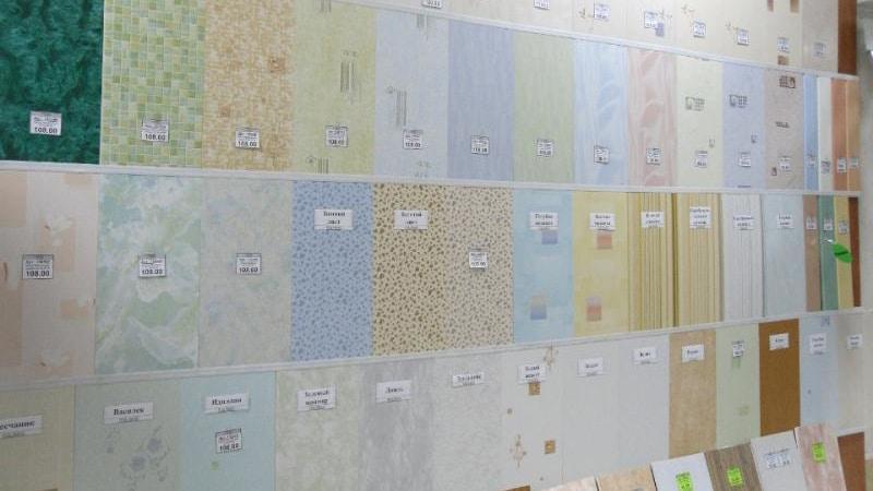 Выбор стеновых панелей для ванных комнат