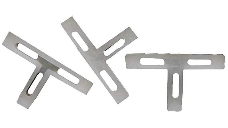 Разновидности крестиков для кафельной облицовки