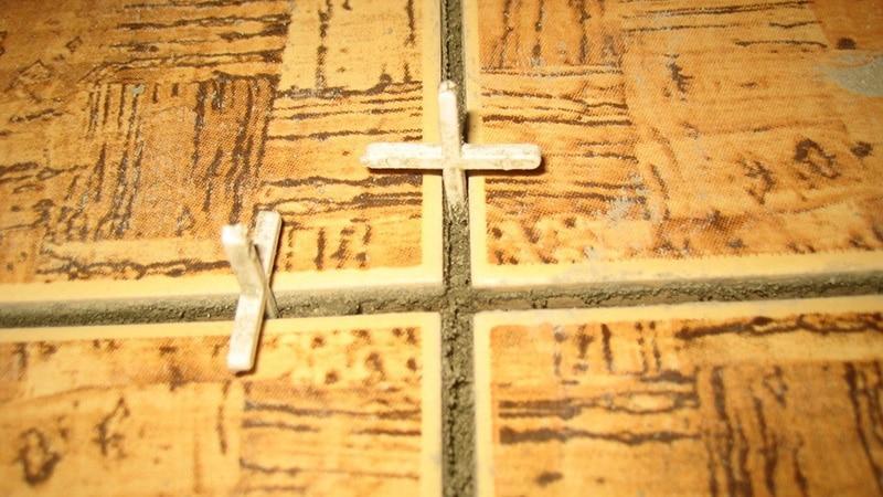 Размер крестиков для настенной плитки