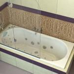 Виды квариловых ванн в зависимости от монтажа