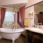 Мебель для ванной комнаты классика