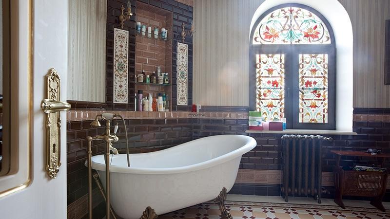 Классика для сантехники в ванной