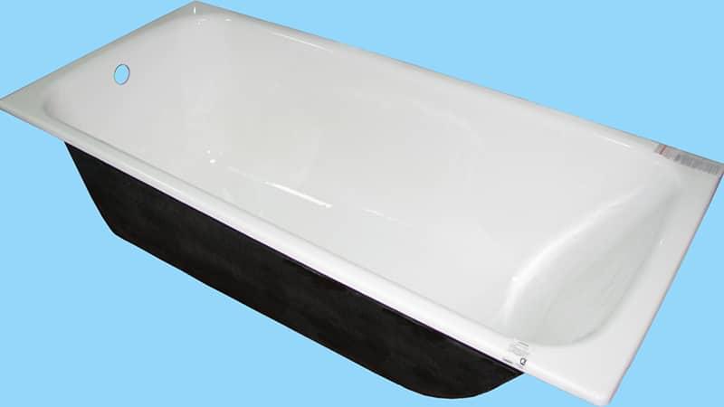 Сколько литров воды в чугунной ванне