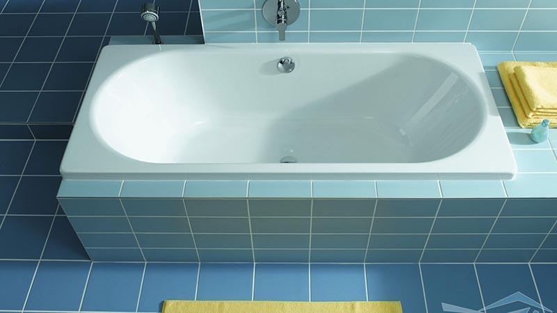 Виды ванн и их объем