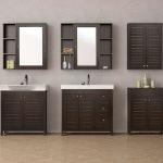 Кантри мебель для ванных комнат