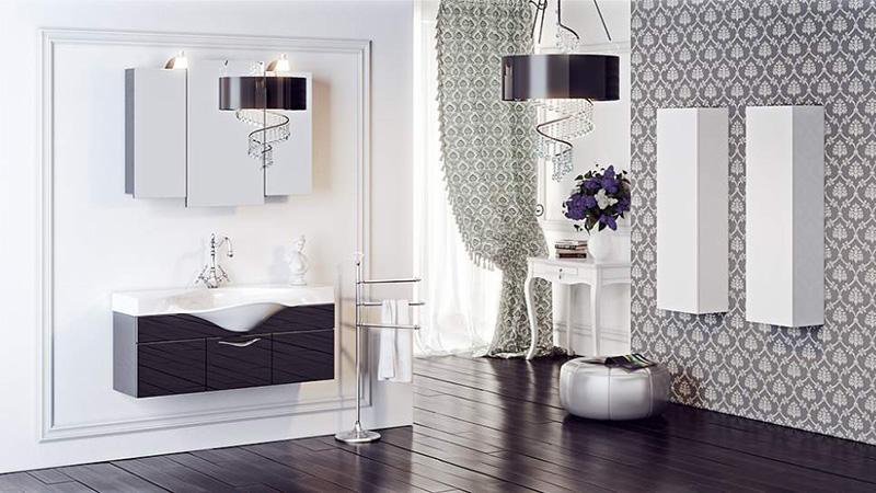 образцы мебели для ванны - фото 7