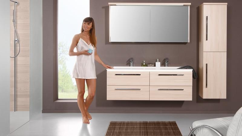 Мебель для туалетной комнаты из Германии