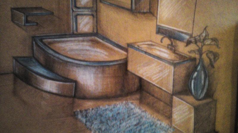 Программа для дизайна ванной комнаты 3d