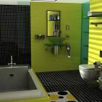 Примеры дизайна ванной комнаты фото